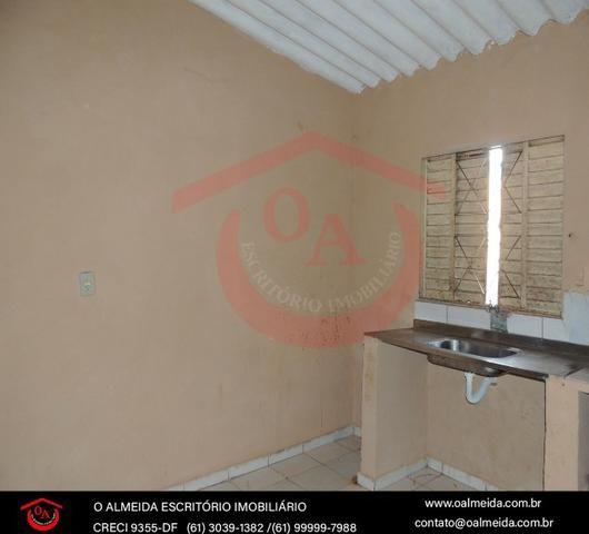 QR 209 Ótima casa. Escriturada - Foto 5