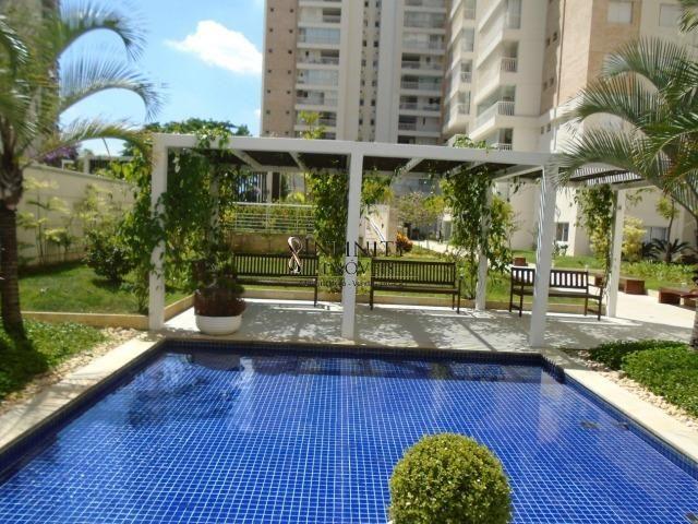Apartamento 90 m², 2 suítes, sala estendida, varanda gourmet, 1 vaga, Aquárius - Foto 17