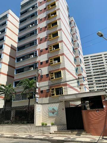Apartamento no Cocó com 3 quartos + dependência de empregada