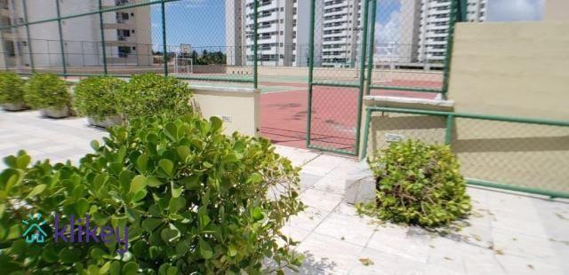 Apartamento à venda com 3 dormitórios em Cidade dos funcionários, Fortaleza cod:7467 - Foto 12
