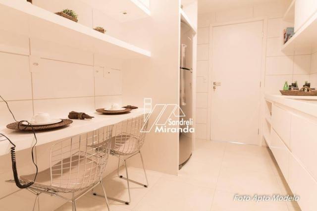 Imperator apartamento com 3 dormitórios à venda, 138 m² por r$ 950.000 - guararapes - fort - Foto 18