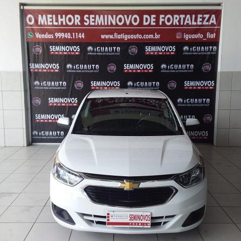 CHEVROLET COBALT 2018/2019 1.4 MPFI LT 8V FLEX 4P MANUAL