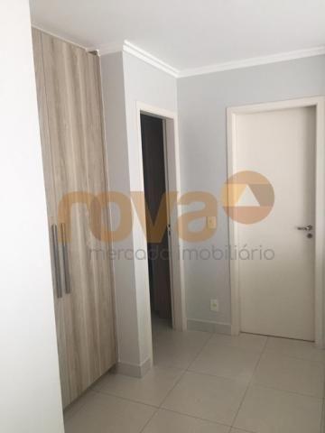 Apartamento à venda com 3 dormitórios em Setor bueno, Goiânia cod:NOV235489 - Foto 9