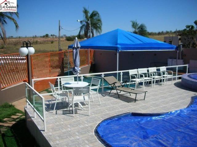 Casa com piscina aquecida na beira do lago - Foto 11