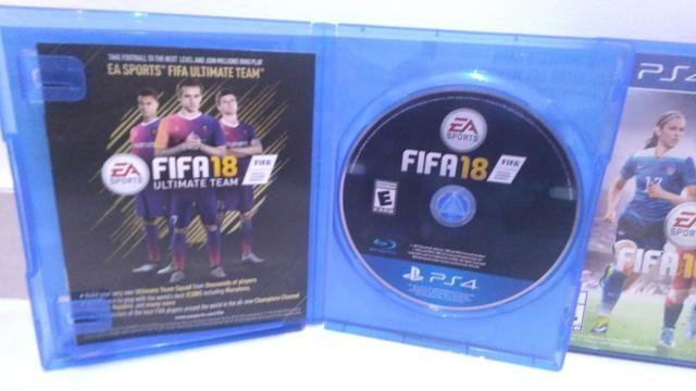 Jogos FIFA 18 E FIFA 16 para PS4 - Foto 2