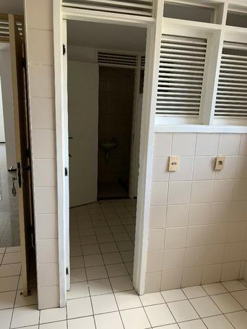 Apartamento no Cocó com 3 quartos + dependência de empregada - Foto 8