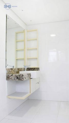 Apartamento com 3 dormitórios para alugar, 350 m² por r$ 4.700/mês - ponta aguda - blumena - Foto 12