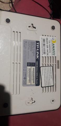 TP link modem roteador - Foto 3