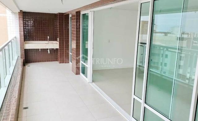 (JAM) TR13970 Apartamento a venda no Guararapes oportunidade 138 m² 3 Suites 3 vagas - Foto 6