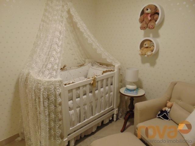 Apartamento à venda com 3 dormitórios em Setor pedro ludovico, Goiânia cod:NOV91510 - Foto 10