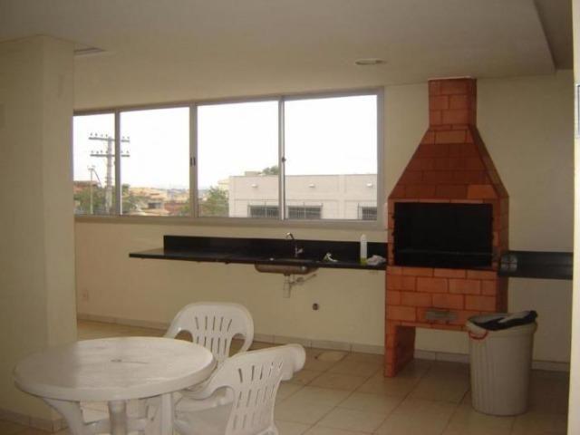 Apartamentoe 3 qtos 1 suite 1 vaga lazer completo, novo aceita financiamento - Foto 7
