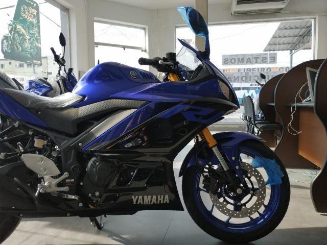 Nova YZF R3 320cc com ABS - 2020 - Foto 6
