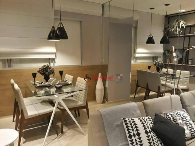 Apartamento com 2 quarto à venda, 48 m² por r$ 209.900 - palmeiras - belo horizonte/mg - Foto 2