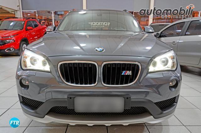 BMW X1 2015/2015 2.0 16V TURBO ACTIVEFLEX SDRIVE20I 4P AUTOMÁTICO - Foto 3