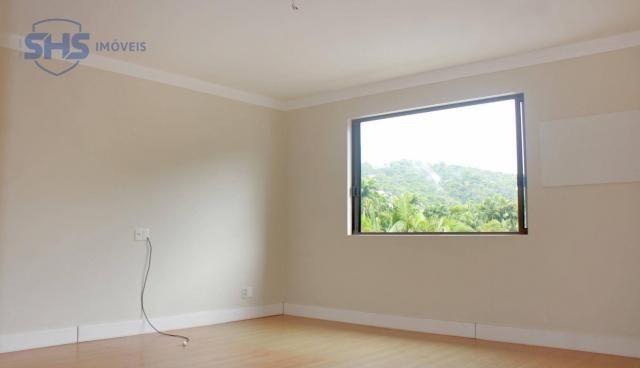 Apartamento com 3 dormitórios para alugar, 350 m² por r$ 4.700/mês - ponta aguda - blumena - Foto 9
