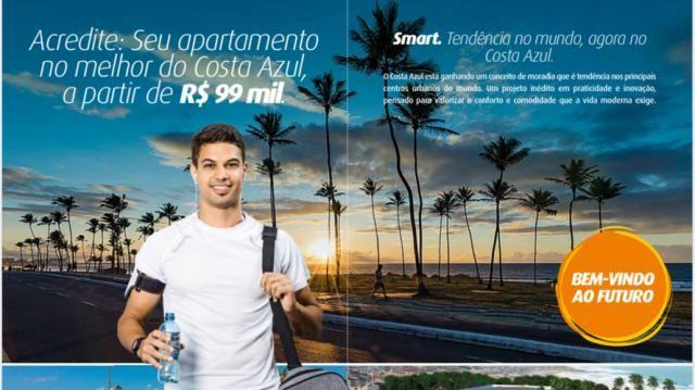 Lançamento de quarto e sala! Smart Costa Azul!! - Foto 2