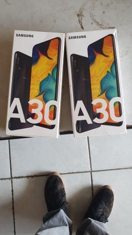 Samsung A30 novo com nota - Foto 2
