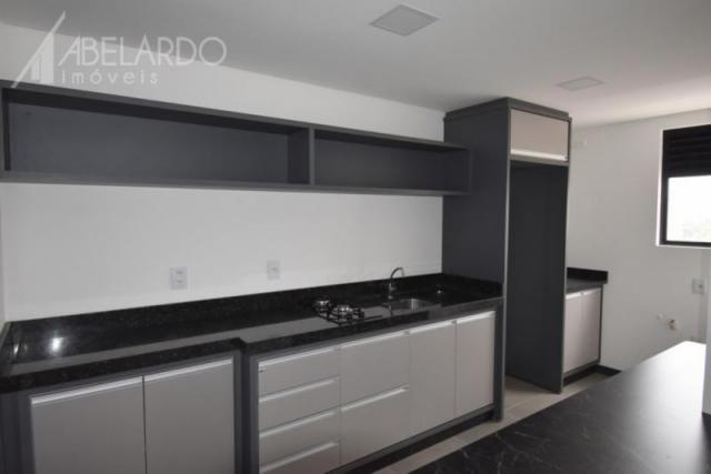 Abelardo imóveis - aluga apartamento estilo loft, com 35,89m², contendo 1 dormitório.