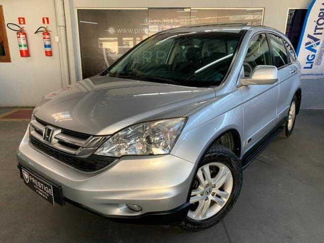 Honda CRV Elx Aut Awd 4x4 Teto Solar Único Dono Super Novo Prestige Automóveis - Foto 2