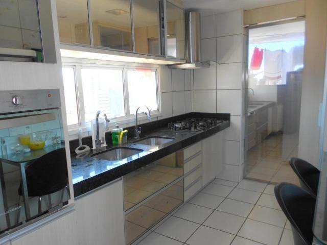 Apartamento com 3 suítes e lazer completo no Ed. Vintage Aldeota. AP0590 - Foto 7