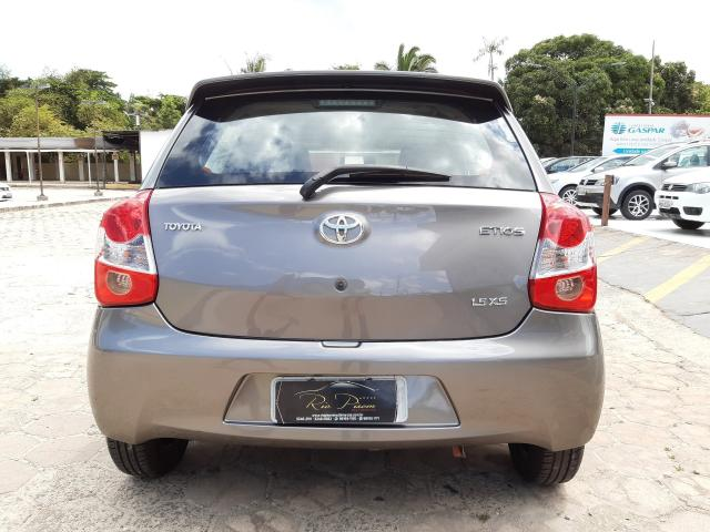 Toyota Etios XS 1.5 Automático 16/17 - Troco e Financio!! - Foto 6