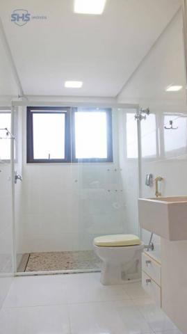Apartamento com 3 dormitórios para alugar, 350 m² por r$ 4.700/mês - ponta aguda - blumena - Foto 15