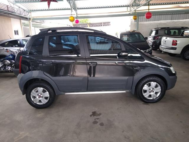 Fiat Idea Adventure 1.8 - completa - Única dona - Tirado em Goiânia - Foto 8