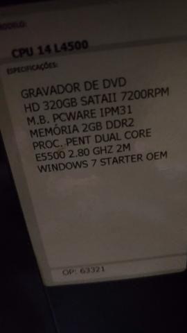 PC antigo (ler descrição) - Foto 2