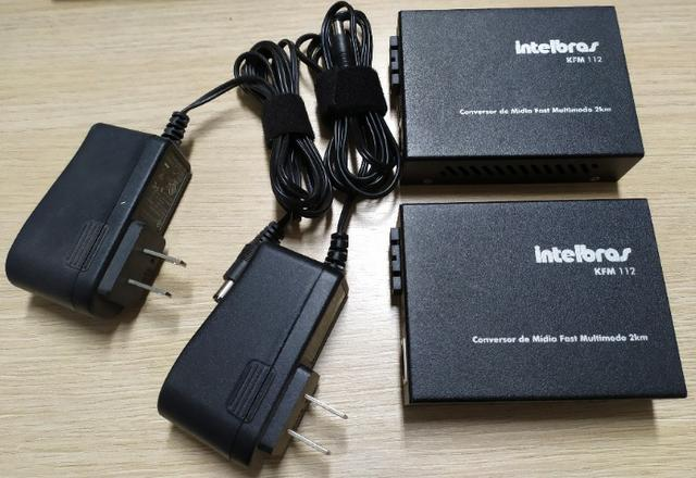 Conversor Intelbras Kfm 112 - Foto 3