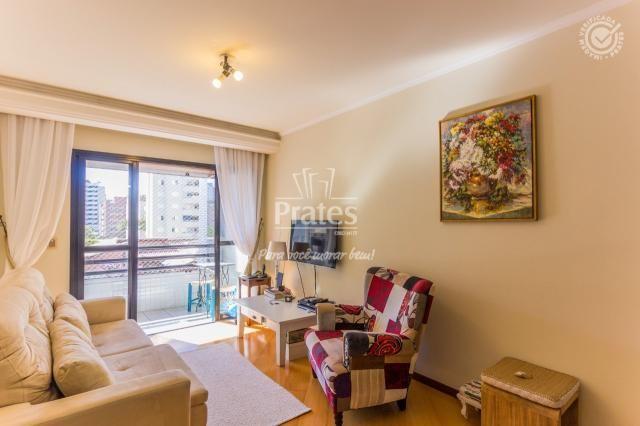 Apartamento à venda com 3 dormitórios em Bigorrilho, Curitiba cod:6800 - Foto 3