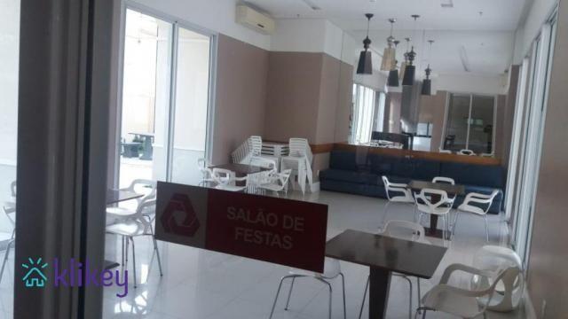 Apartamento à venda com 3 dormitórios em Cidade dos funcionários, Fortaleza cod:7474 - Foto 5