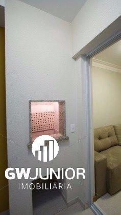 Apartamento à venda com 3 dormitórios em Santo antonio, Joinville cod:98 - Foto 6