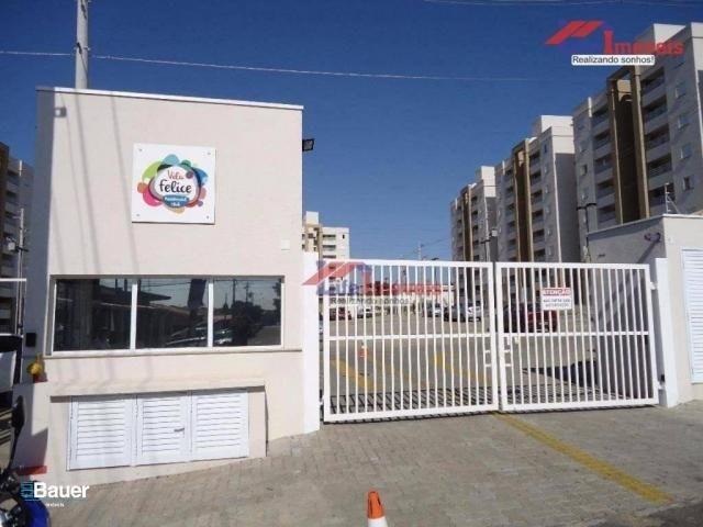 Apartamento à venda com 1 dormitórios cod:55201