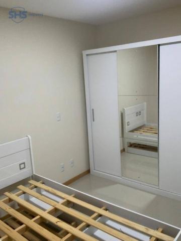 Apartamento com 2 dormitórios para alugar, 56 m² por r$ 1.400/mês - fortaleza - blumenau/s - Foto 11