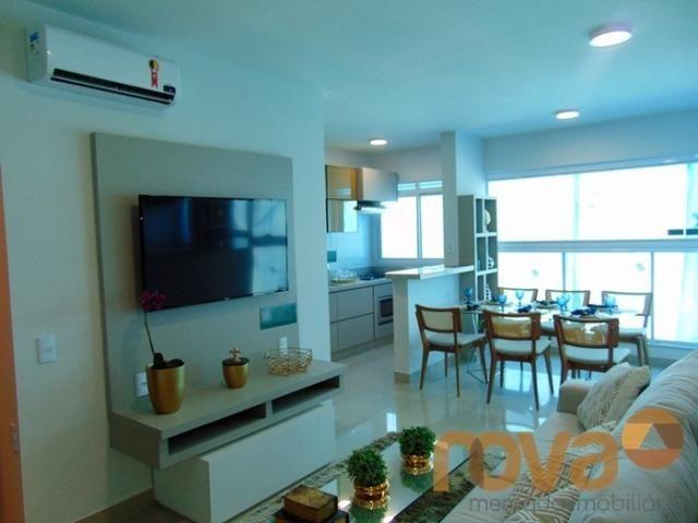 Apartamento à venda com 2 dormitórios em Setor bueno, Goiânia cod:NOV88059