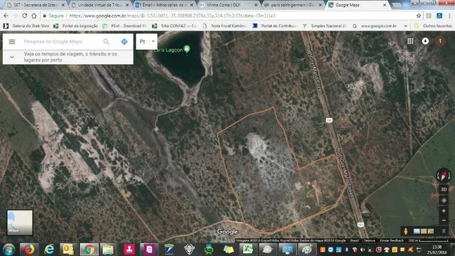 Fazenda com 41 hectares de 600,000,00 por 400.000,00 4k da entrada de Muriú - Foto 9