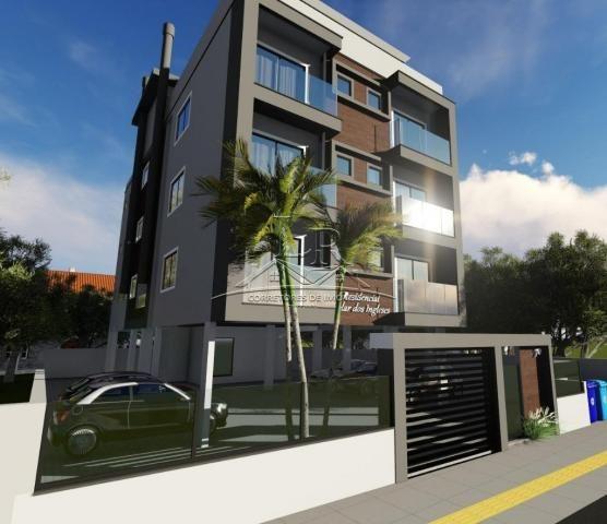 Apartamento à venda com 1 dormitórios em Ingleses do rio vermelho, Florianópolis cod:1698