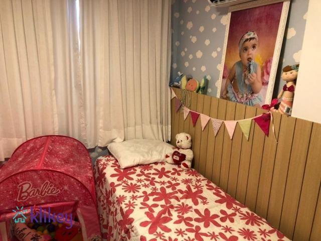 Apartamento à venda com 3 dormitórios em Engenheiro luciano cavalcante, Fortaleza cod:7418 - Foto 16