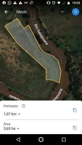 Área pra lavoura/pasto a 7 km do centro de bom Jesus - Foto 2