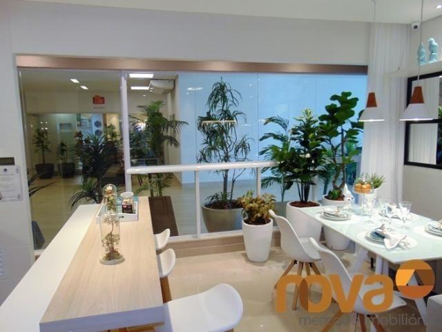 Apartamento à venda com 3 dormitórios em Setor bueno, Goiânia cod:NOV235464 - Foto 3