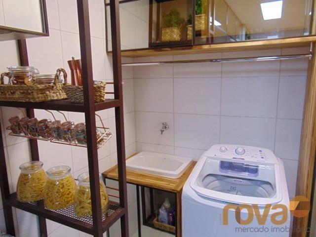 Apartamento à venda com 3 dormitórios em Setor pedro ludovico, Goiânia cod:NOV91510 - Foto 7