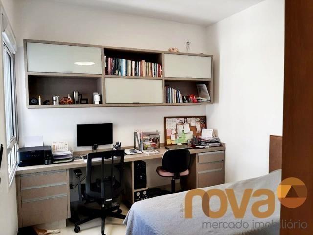 Apartamento à venda com 3 dormitórios em Setor bueno, Goiânia cod:NOV235705 - Foto 6