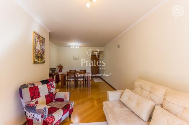 Apartamento à venda com 3 dormitórios em Bigorrilho, Curitiba cod:6800 - Foto 2