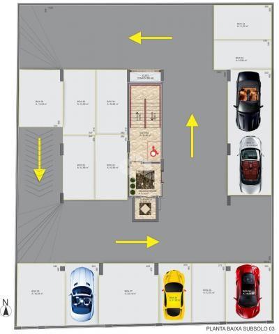 Apartamento à venda com 3 dormitórios em Cidade alta, Bento gonçalves cod:9904575 - Foto 15