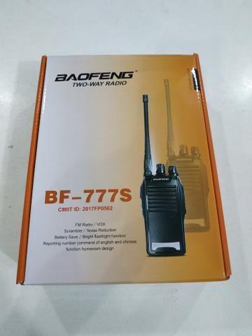 Kit rádio comunicador - entregamos em toda fortaleza