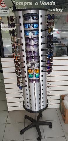 Mostruário de óculos com 70 óculos de sol - Bijouterias, relógios e ... 7136a75efc