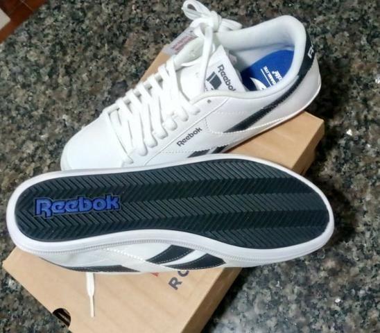 975f87793c Tênis Reebok Original Branco Novo na caixa barbada - Roupas e ...