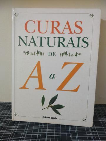 Livro Cura Naturais A a Z - Livros e revistas - Vila Tupi 0831cbcd36dae