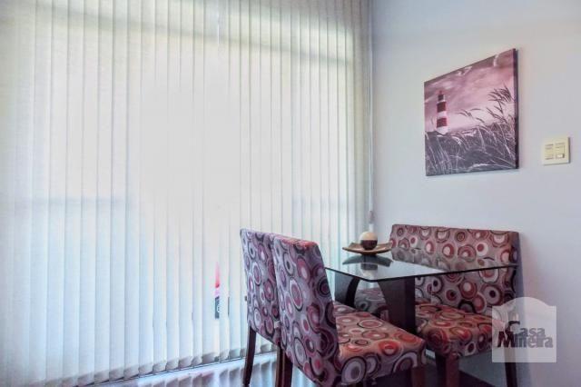 Apartamento à venda com 3 dormitórios em Nova granada, Belo horizonte cod:239100 - Foto 2