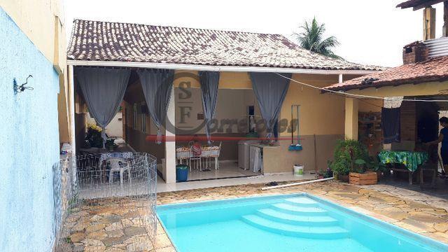 Casa 3 quartos em Itaboraí, Piscina e Churrasqueira - Foto 2